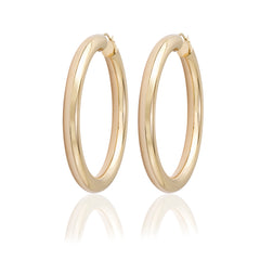 Selo Large Hoops
