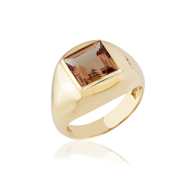 Bling Square Ring