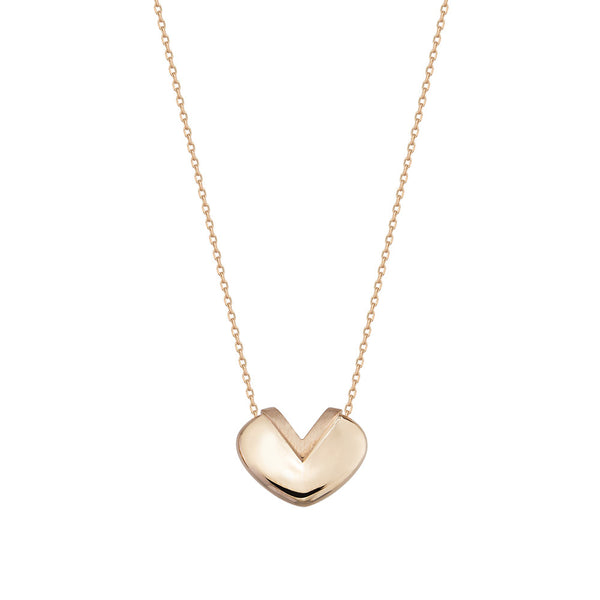 VHeart Necklace