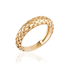 Serpentile Ring