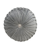 Velvet Pin Wheel Cushion