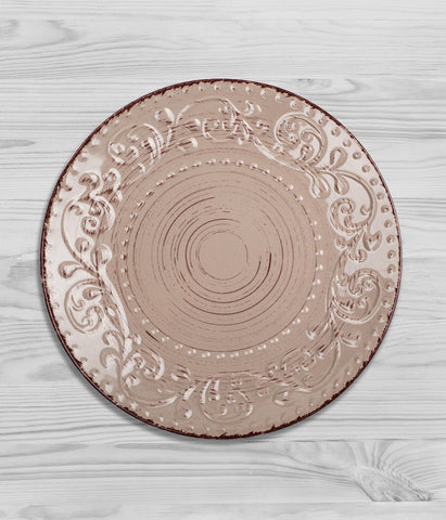 Scroll Dinnerware
