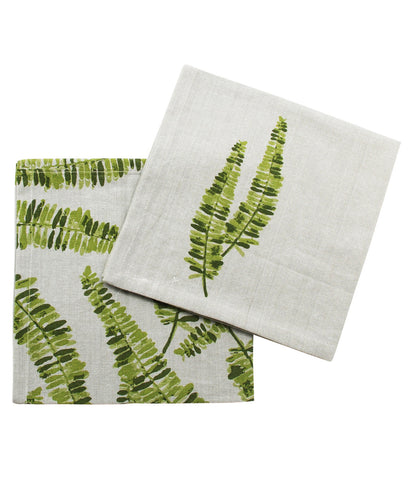 Evergreen 100% Cotton Napkins