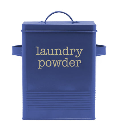 Decorative Laundry Powder Storage