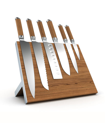 Magnetic Knife Storage