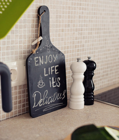 Kitchen Decorative Paddle Board