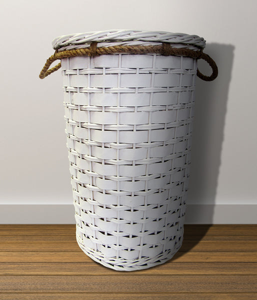 Paperweave Braided Laundry Basket
