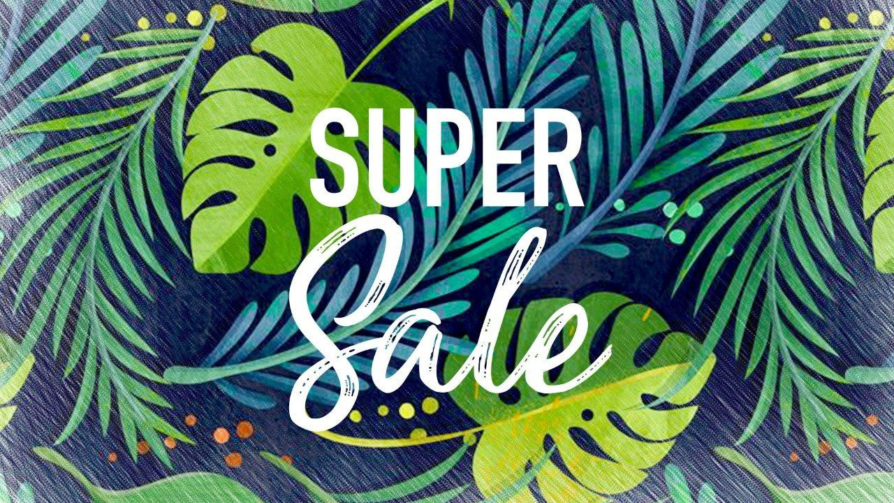 SUPER SALE ⇟ 70% OFF ⇟