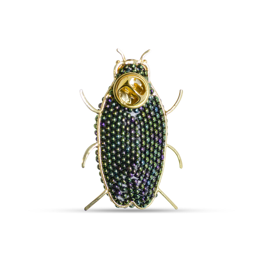 NATURE Beetle PIN