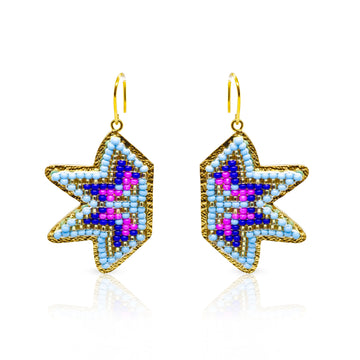 Water Star Earrings