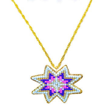 Water Star Necklace