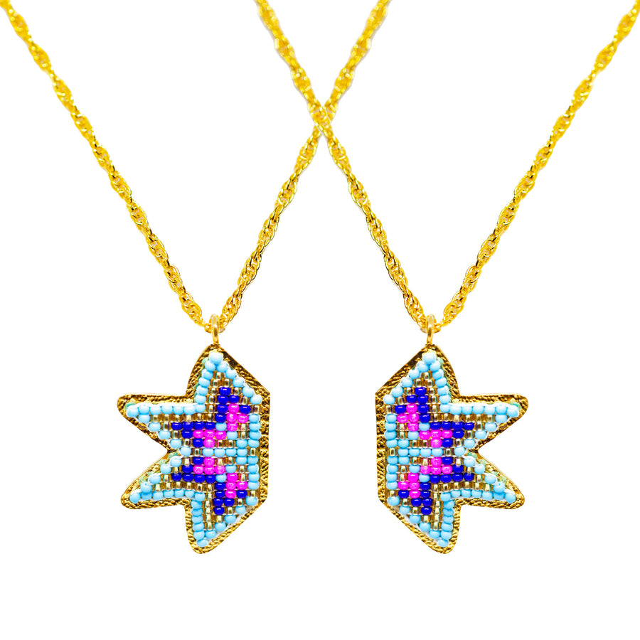 Two Pendant star- connection with water