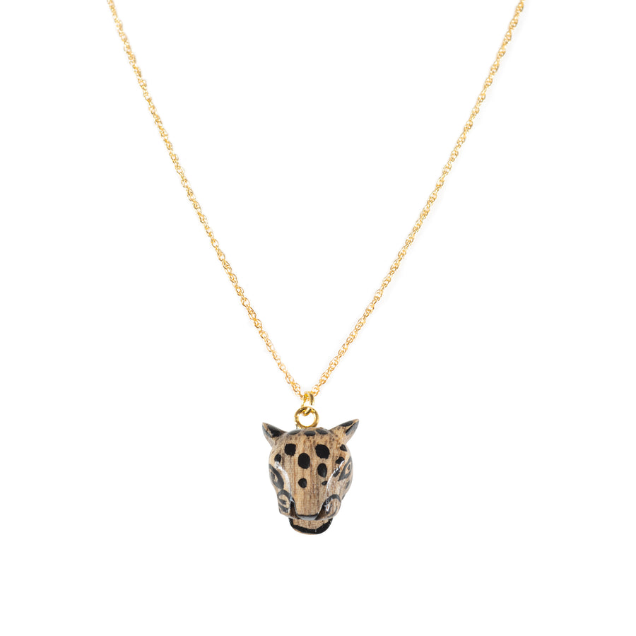 Jaguar head Pendant