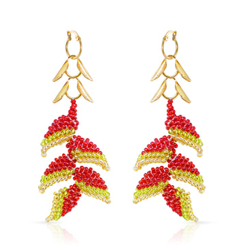 heliconia hoops