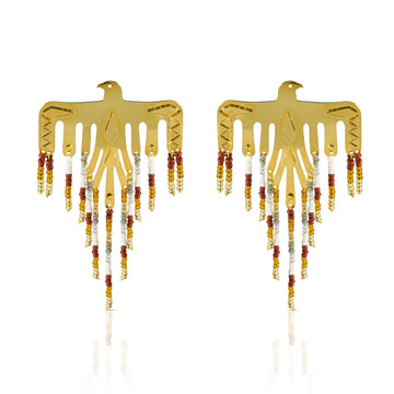 eagle spirit earrings