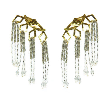 YUMAJAI Earrings Ba-Storm
