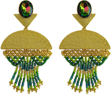 YUMAJAI Earrings Mode-Mountain Earrings