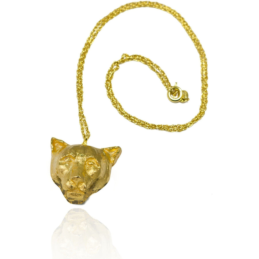 YUMAJAI Necklace Puma Pendant