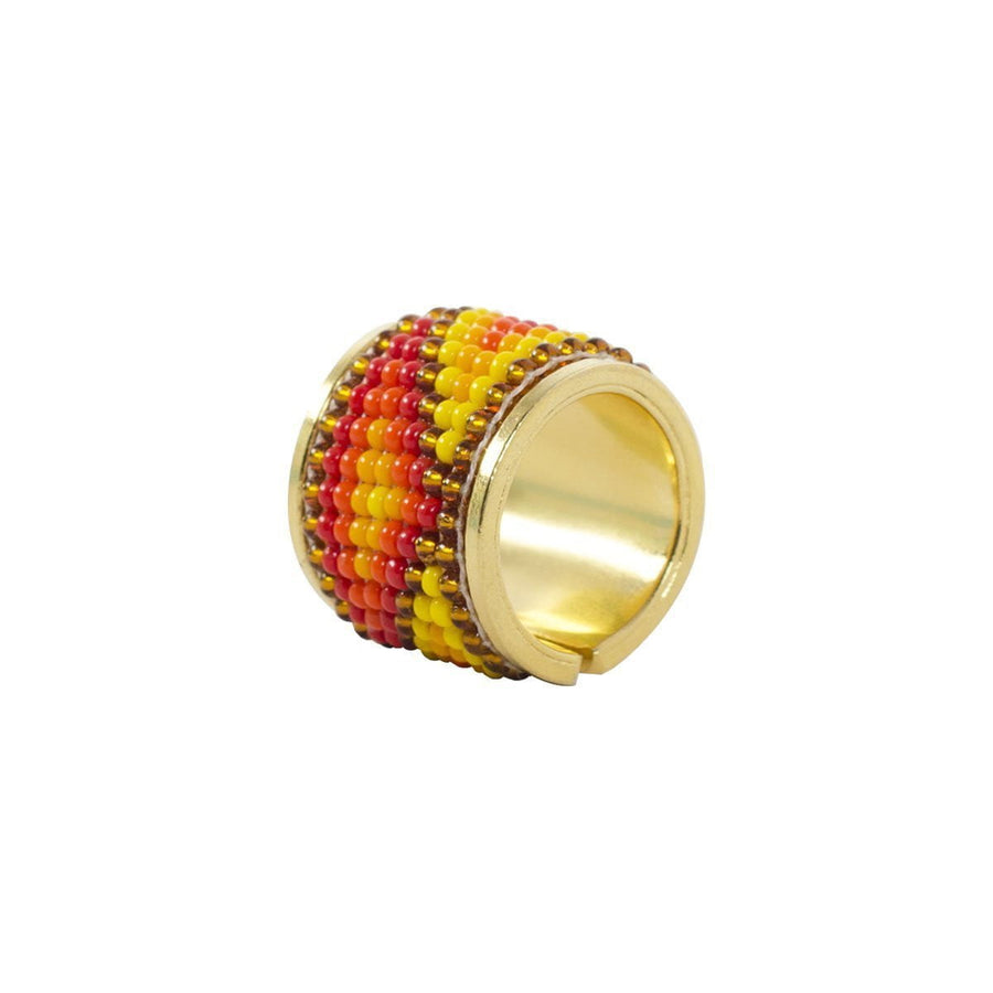 YUMAJAI Rings Fuego Ring
