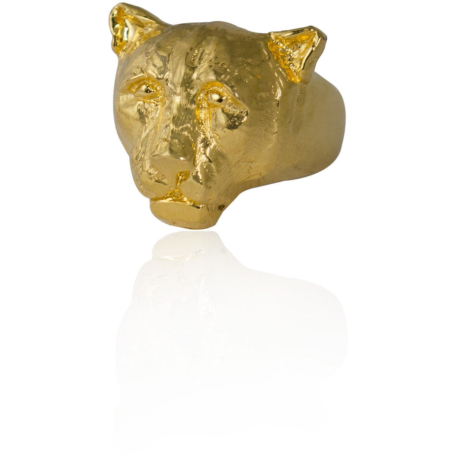YUMAJAI Rings Puma Gold Ring