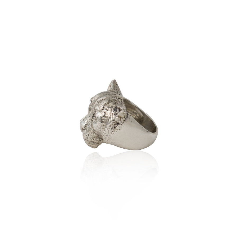 YUMAJAI Rings Puma Silver Ring