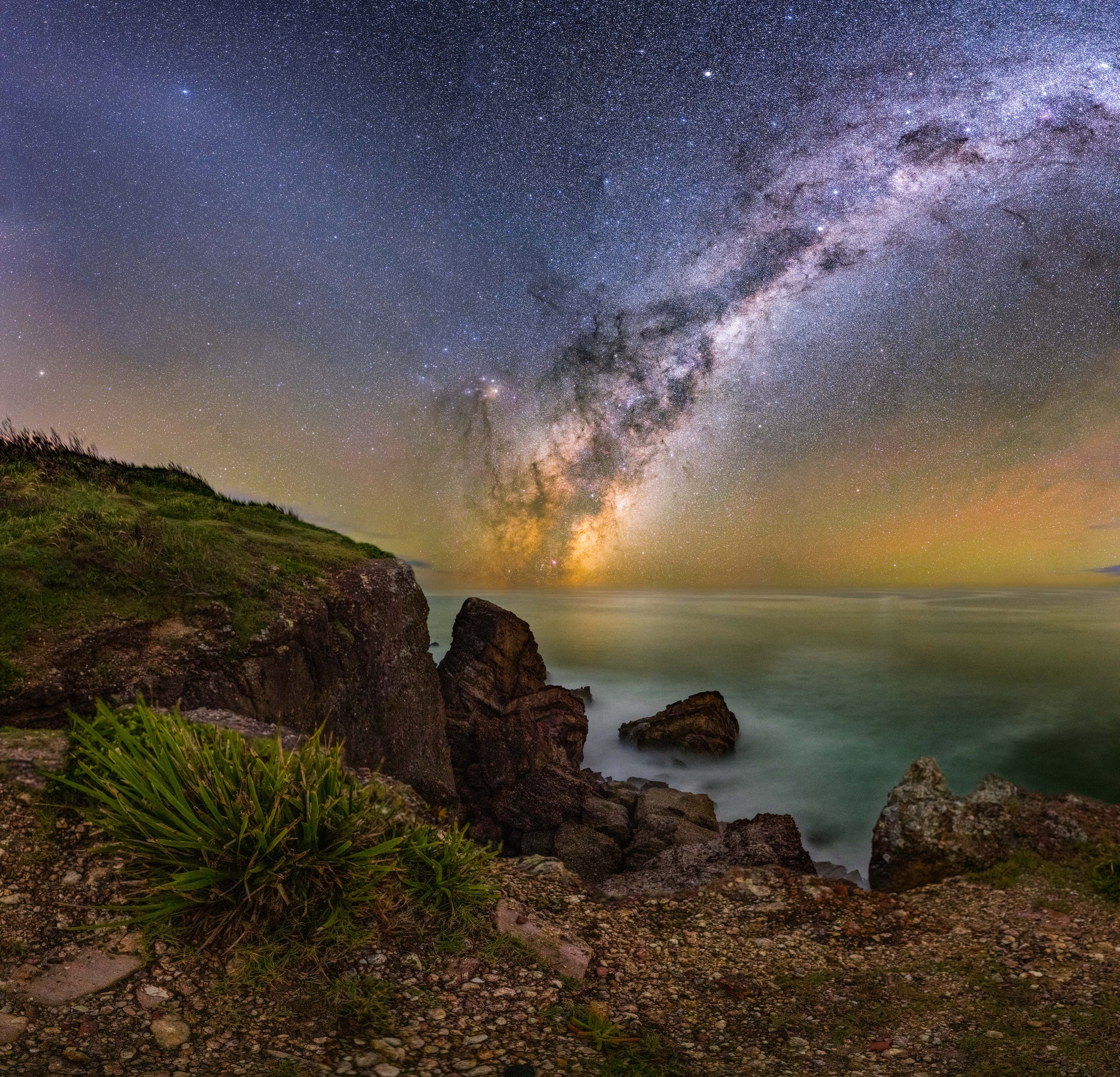 Milky Way at Grant's Head