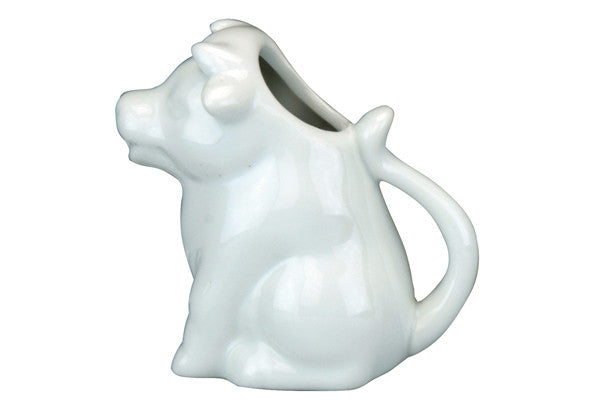 Large Cow Shaped Cream Jug