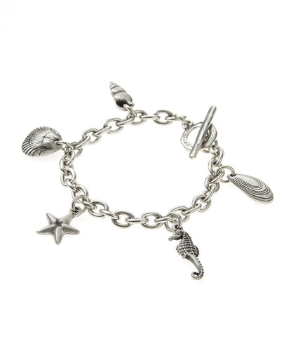 Sea Treasures T-Bar Bracelet