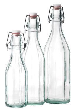 Glass Roma Bottle 750ml