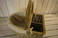 Willow Hamper Basket