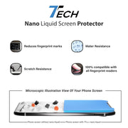 7Tech Original Nano Liquid Screen Protector-5ML- XXL- for up to 10 devices