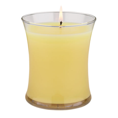 14-oz-Silver Scents Candle - Orange Spice Tea