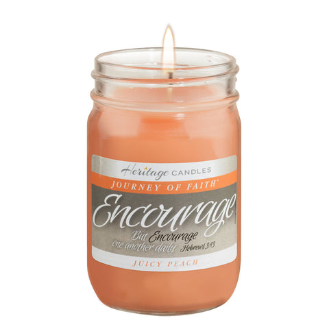 12-oz ENCOURAGE - Juicy Peach
