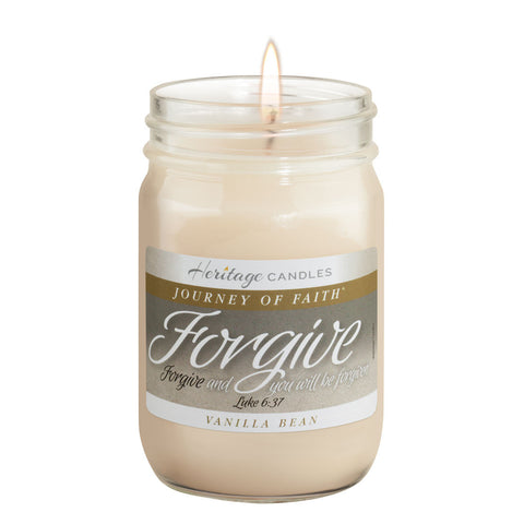 12-oz FORGIVE - Vanilla Bean