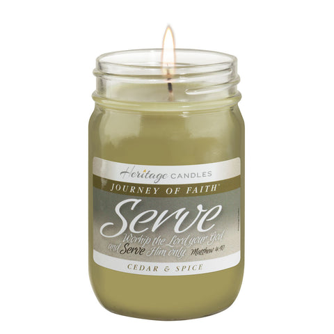 12-oz SERVE - Cedar & Spice