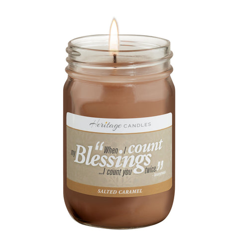12-oz BLESSINGS - Salted Caramel