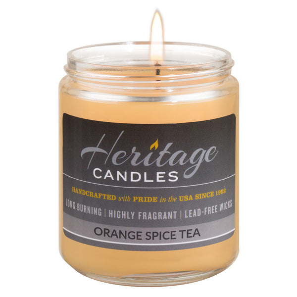 8-oz. Jar Candle - Orange Spice Tea