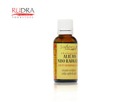 Anti-Wrinkle Oil (Safflower), 30ml