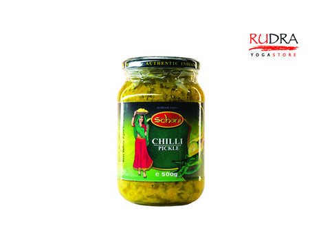 Chili marinade (Schani pickle), 500g