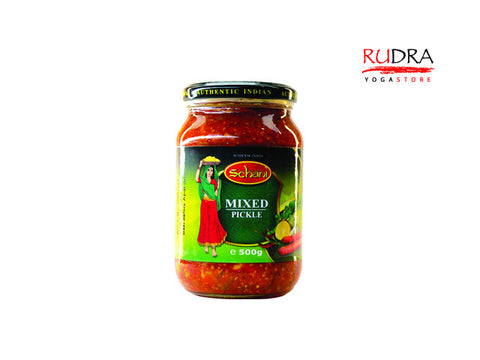 Vegetables in marinade (Schani pickle), 500g