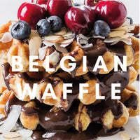 Belgian Waffle E-liquid. Available in Three Flavour Strengths