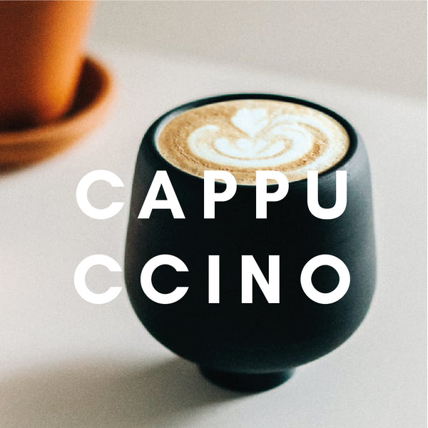 Cappuccino Concentrate