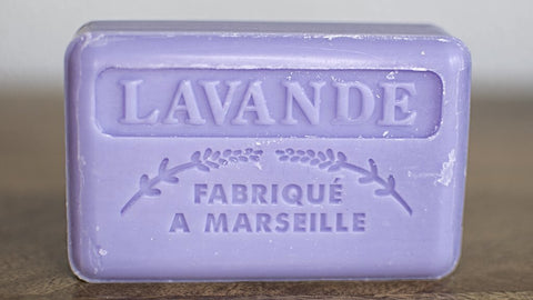 Lavande (Lavender) Soap Bar