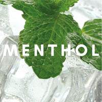 Menthol Flavour E-liquid. Available in Three Flavour Strengths