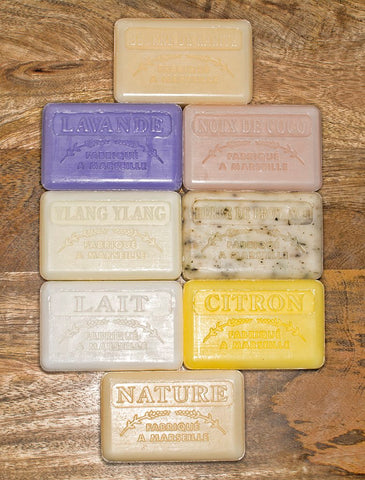 Mix Any Four 125gr Soap Bars