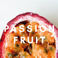 Passion Fruit Flavour E-liquid. Available in Three Flavour Strengths