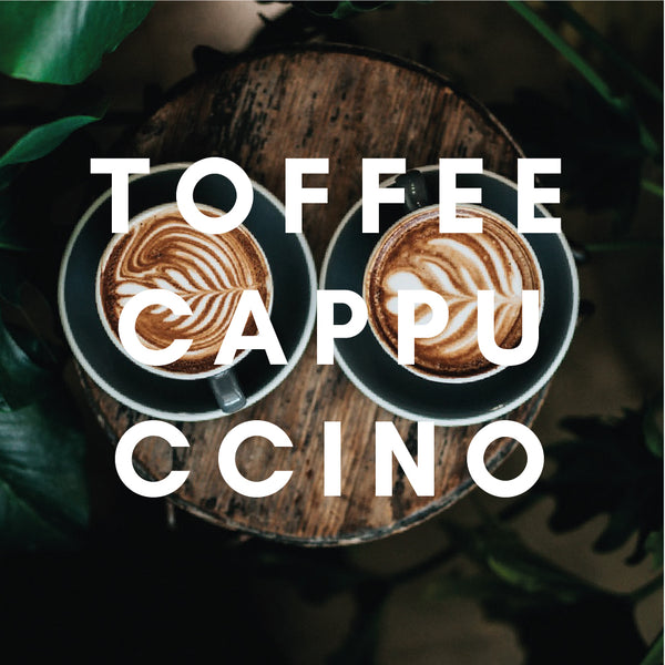 Toffee Cappucino Concentrate