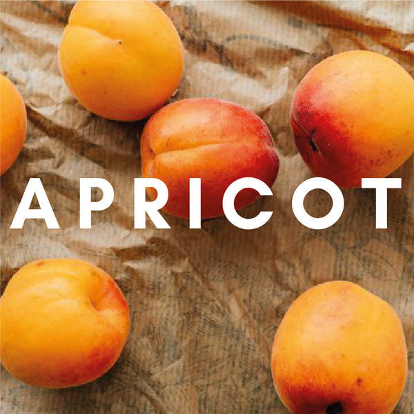 Apricot Flavour E-liquid. Available in Three Flavour Strengths