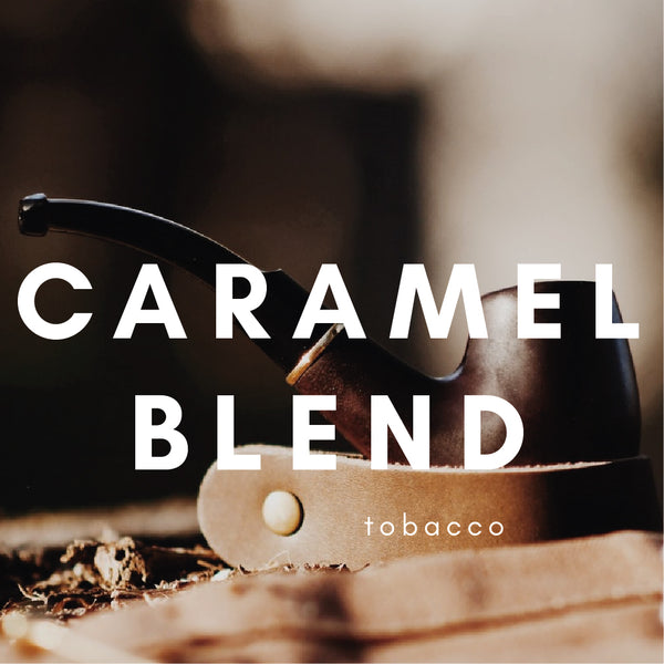 Caramel Blend Flavour E-liquid. Available in Three Flavour Strengths