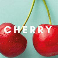 Dark Cherry Flavour E-liquid. Available in Three Flavour Strengths